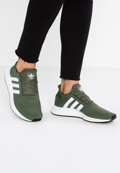 The new adidas Originals Swift Run in Vapour Green