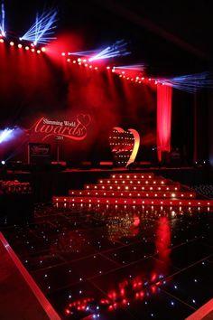 Black LED Starlit Dance Floors are ultimately stylish. Dance Floors, Slimming World, Corporate Events, Neon Signs, Led, Stylish, Inspiration, Black, Biblical Inspiration