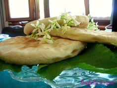 Una streghetta in cucina: Il pane arabo...quello vero!