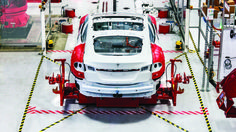 Inside The Tesla Factory And Elon Musk's Master Plan For The Future