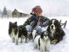 A Boy's Best Friends by Robert Duncan