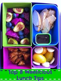 "Guest blog today from Weelicious by Catherine McCord with her Top 8 Tips for packing lunch... an exclusive sneak peek into her new book ""Weelicious Lunches""! Read it here: http://laptoplunch.blogspot.com/2013/08/top-8-weelicious-lunch-tips.html"