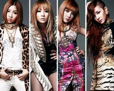 2NE1 Come Back (I Love You MV)