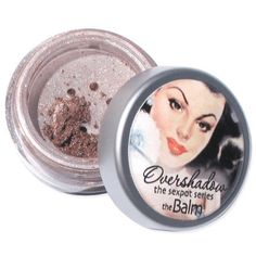 Overshadow Shimmering All-Mineral Eyeshadow