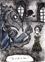 Beauty and the Beast by jack-the-pmpkn-queen
