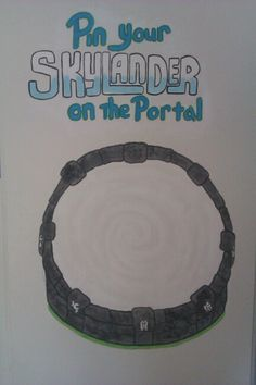Boys skylander party game idea