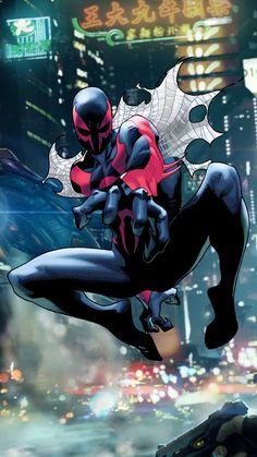 Homem aranha 2099 - Miguel O' Hara.