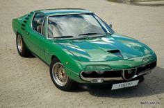 Alfa Romeo Montreal http://blog.autoricambimultimarche.it/alfa-romeo-montreal/