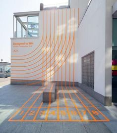 Image result for museum colored lines wayfinding