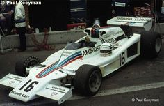 1977 GP Belgii (Riccardo Patrese) Shadow DN8 - Ford