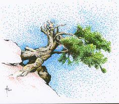 pointillism art - Google Search