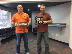 These two agents were unable to finish the final test in Classified!