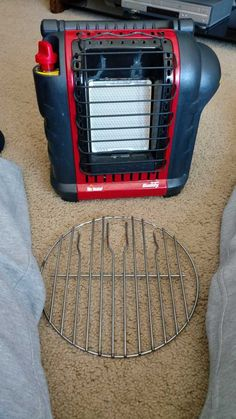 Post with 9 votes and 1206 views. Turn Buddy Heater into a Grill Ice Fishing Sled, Ice Fishing Gear, Fishing Shack, Hunting Stands, Deer Stands, Inside Bar, Think Small, Good Ol, Safety Tips