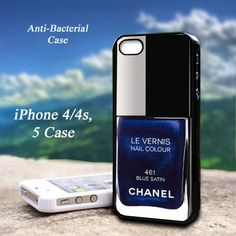 Chanel iPhone Case - iPhone 5 Case