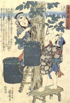 weavers_-children-in-the-silkworm-house-kuniyoshi2.jpg (473×700)