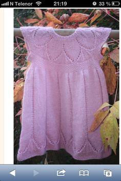 Clara kjole