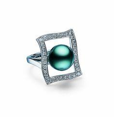 Mikimoto pearl ring