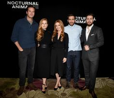 Jake Gyllenhaal And Isla Fisher Photos Photos Photo Call For Focus Features Nocturnal Animals Amy Adams Amy Adams Nocturnal Animals Jake Gyllenhaal Nocturnal Animals
