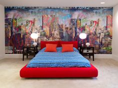If you are a man or want to create a relaxing and inviting space for the special man in your life, here are some men's bedroom design ideas that you can use Men's Bedroom Design, Boys Bedroom Decor, Bedroom Ideas, Teen Bedroom, Bedroom Wall, Master Bedroom, Bedroom Colors, Bedroom Furniture, Furniture Sets