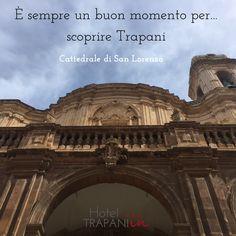 Cattedrale di San Lorenzo a Trapani http://www.hoteltrapaniin.it/blog-dettaglio.php?id=229