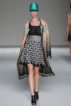 Marco de Vincenzo Spring 2015 Ready-to-Wear Fashion Show: Complete Collection - Style.com