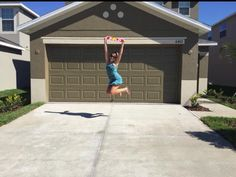 Happy Homeowner Closing on  her Brand New Lennar Home!