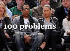 Jay Z - 100 Problems