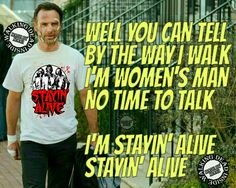 The Walking Dead, Memes, Rick Grimes, Andrew Lincoln