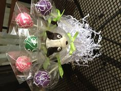 Cake pop by www.facebook.com/ferniespops