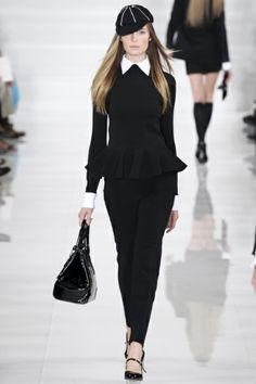 Sfilata Ralph Lauren New York - Collezioni Primavera Estate 2014 - Vogue