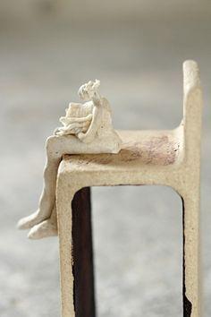 artistic ceramics by Roser Oter