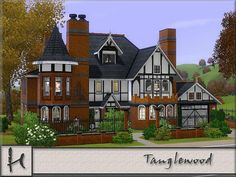 Tanglewood by Hatshepsut  http://www.thesimsresource.com/downloads/1187371