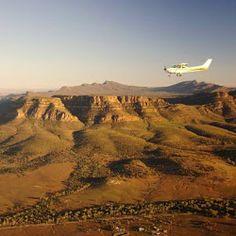 Wilpena Pound -Flinders Ranges AUSTRALIA