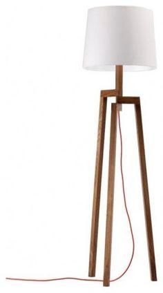 Tripod Floor Lamp by Sandy Chapman - contemporary - floor lamps - other metro - circalighting.com