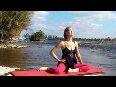 Les postures de yoga simples et efficaces pour assouplir vos hanches avec MARYSE LEHOUX. - YouTube