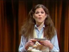 Gilda Radner - LIVE FROM NEW YORK! -- She has been missed...a lot!