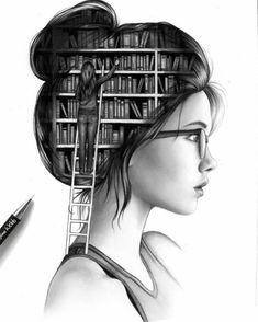 ✔ Fashion Sketches Book Research Girly Drawings, Pencil Art Drawings, Art Drawings Sketches, Drawing Pics, Digital Art Girl, Anime Art Girl, Cartoon Art, Cute Wallpapers, Amazing Art