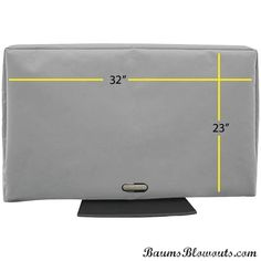 "Solaire 32""-38"" Outdoor Tv Cover"