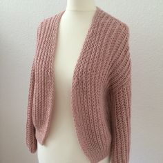LOTILDA Anleitung kurze Strickjacke im Halbpatent A Trip Through My Sweater Drawer I wager like most Baby Boy Sweater, Baby Sweaters, Crochet Pullover Pattern, Knit Crochet, Chunky Knitting Patterns, Baby Knitting, Crochet Patterns, Knitting Hats, Cardigan En Maille