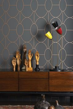 New Collection Cole & Son Geometric 2: Riviera. Now available in our online shop: ethnicchic.com