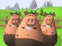 Happy Birthday! Diese Geburtstagsschweinerei war eine mehrjährige Online Marketing Maßnahme für die eCommerce Plattform Quelle (†2009). Erstellt von der Werb...