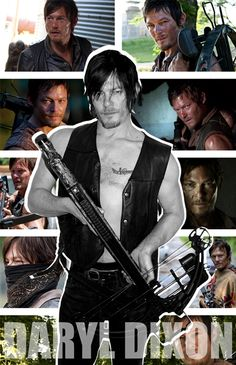 Daryl Dixon: Hotter than the average redneck