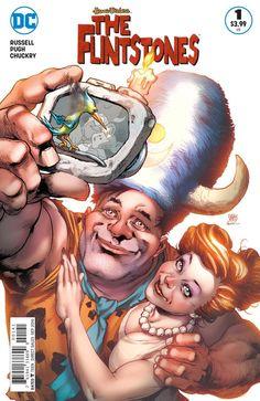 DC Comics - Flintstones #1 - Ivan Reis Variant Cover
