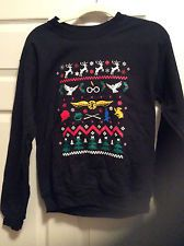 Harry Potter Ugly Christmas Sweater LIMITED EDITION! RARE! #HarryPotter #uglysweater