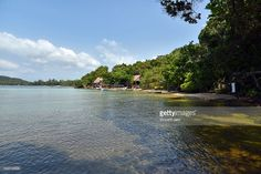 Seascape of Koh Ta Kiev island with turquoise sea coastline, Cambodia, Asia. #images #picture #travel #traveling #www.vincent-jary.fr #photograph #traveler  #paradise #idyllic #beautiful #awesome #incredible #superb #superbe #relax