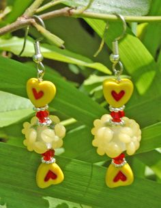 Lemon Hearts by GaylsGoodies on Etsy, $15.00