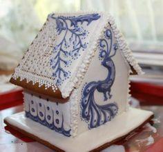 Кондитерская: имбирные пряники ручной работы