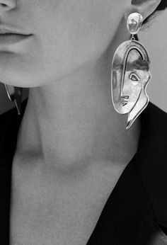 SOPHIE BUHAI - PALOMA EARRINGS - SS17 https://www.sophiebuhai.com/collections/jewelry/products/ss17-paloma-earrings