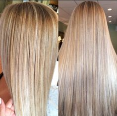 HOW-TO: Platinum Blonde Highlights on Virgin Dirty Blonde Hair