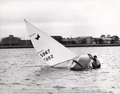 "Small sailboats, 1975  Capsizing should be no particular hazard for boats of this size. But they should be capable of being righted by their crew while afloat--a capability sometimes referred to as ""self-rescuing."""